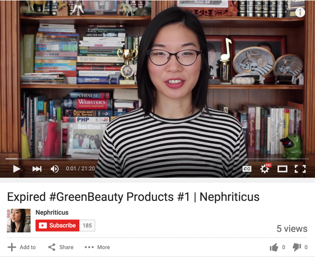 Expired #GreenBeauty Products #1