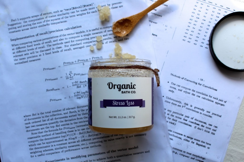 Organic Bath Co Scrub
