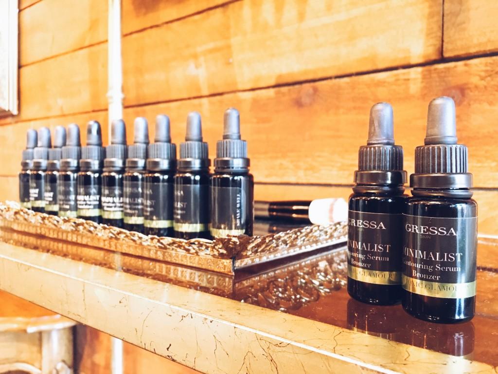 Gressa Skin Minimalist Foundation