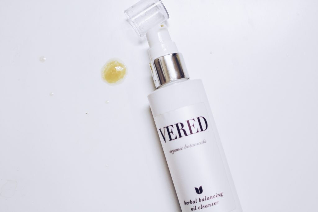 Vered Organic Botanicals Oil Cleanser